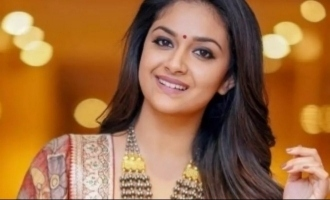 Keerthy Suresh's latest 3 minute video and pics will boost your energy levels