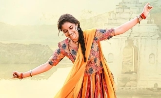 Exciting update on Keerthy Suresh's next multilingual release!