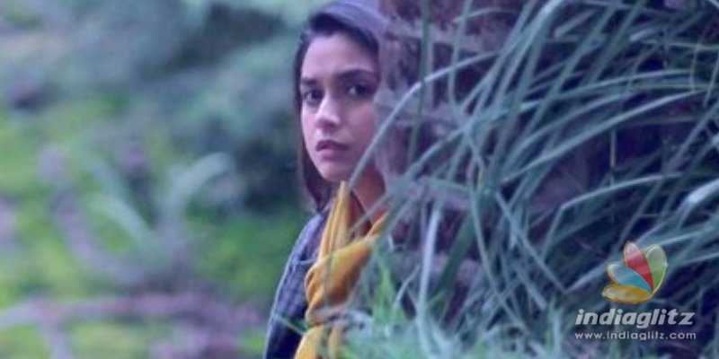 Keerthy Suresh as a mother is the  highlight of this heavily borrowed Penguin trailer