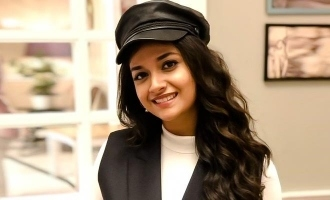 Keerthy Suresh to play this role in Megastar's movie?