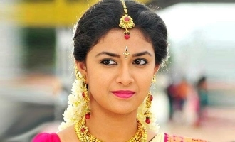 Marriage with businessman? Keerthy Suresh opens up!