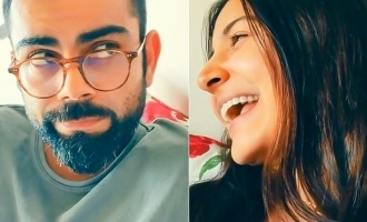 Anushka Sharma shares hilarious video with annoyed Virat Kohli!