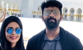 Kiki Vijay Shanthanu shares adorable photos of her sister for the first time