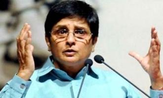 Kasturi has criticized Pondicherry Kiranbedis comment on Tamilnadu Politics and People