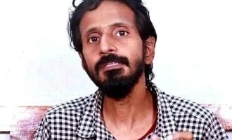 கிஷோர் கே ஸ்வாமி கைதுக்கு கண்டனம் தெரிவித்த தமிழ் நடிகை!