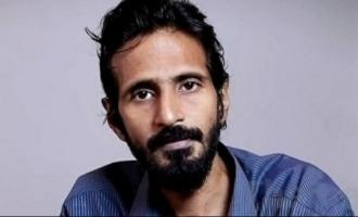 Famous actress lodges police complaint against Kishore K Swamy