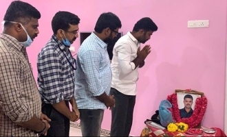 Siva Karthikeyan movie producer's huge support to Havildar Palani family!