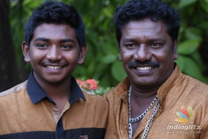 Popular actors son joins Asuran!
