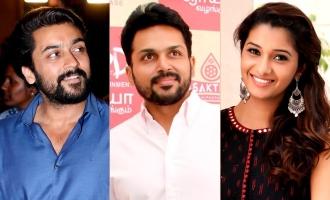 'Kadaikutty Singam' Success Meet