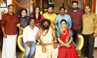 """Yogi Babu opens up about reprising the role of the legendary actor 'Thengai Srinivasan' in the remake of """"Kasethan Kadavulada""""! - Exciting Details"""