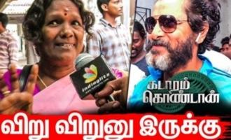 'Kadaram Kondan' Public Review