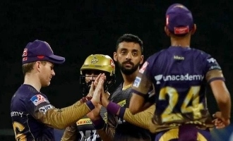 IPL 2021: Two KKR players test positive for COVID-19, tonight's match postponed