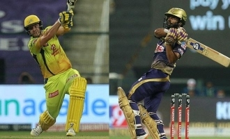 CSK  KKR Match Review