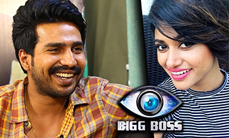 I surprised Oviya after she left Bigg Boss