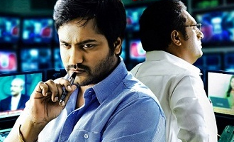 Bobby Simha completes his next thriller