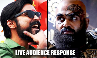 'Kaashmora', 'Kodi' Live Audience Response