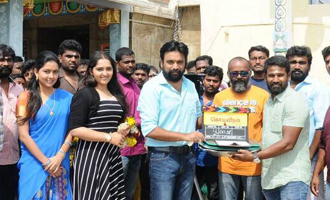 Sasikumar's new beginning with his former hit director