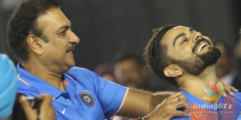 Breaking! Ravi Shastri reappointed as Team India head coach