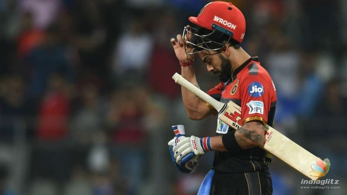 Virat Kohli to discontinue as the skipper of RCB after IPL 2021