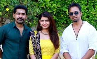 'Kolaigaran' Movie Pooja