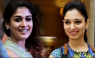 Nayanthara and Tamannaah arriving on same date!