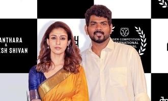 Nayanthara in koolangal participate in Molodist international film festival
