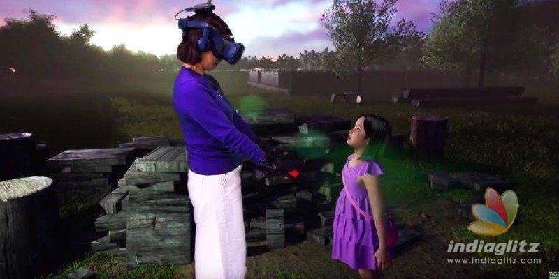 இறந்து போன மகளை விர்ச்சுவல் உலகத்தில் பார்த்து ரசித்த அம்மா..! வேகம் பெறும் VR தொழில்நுட்பம்.