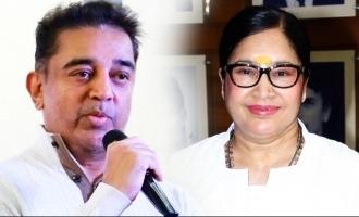 Kovai Sarala joins Kamal Hassan!