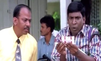 Vadivelu becomes emotional about Krishnamurthy!