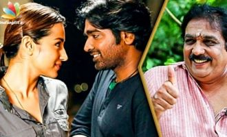 Vijay Sethupathi & Trisha's Off-Screen Chemistry : Kavithalaya Krishnan Interview