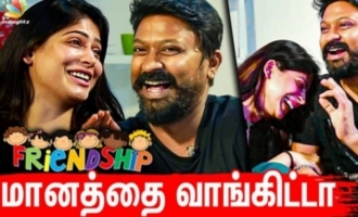 Vijaylakshmi is damaging me in this interview - Krishna & Vijayalakshmi Friendship Day special interview