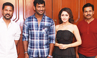 'Karuppu Raja Vellai Raja' Movie Launch
