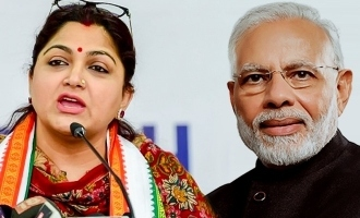 Khushboo says Narendra Modi could have been better!