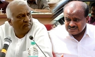 BJP MLA calls Karnataka CM Kumarasamy a buffalo!
