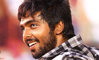 GV Prakash on the verge of completing another one