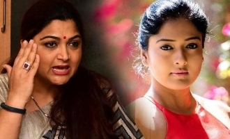Kushboo and Gayathri tweet war about Jharkhant incident