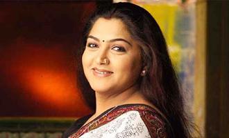 'அரண்மனை 2' வதந்திகளுக்கு குஷ்பு விளக்கம்
