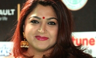 Khushboo slapped a man who tried to misbehave with her