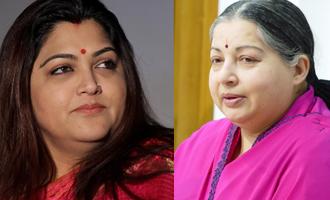 Khushbu shares about CM Jayalalitha's health status