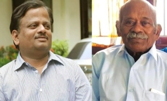 KV Anand and Chelladurai are same in one shot in Sivaji movie image viral