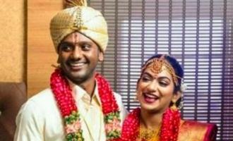 Bharathiraja's hero marries medical college student