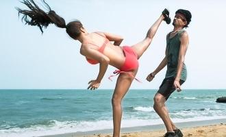 இந்தியாவின் முதல் மார்ஷியல் ஆர்ட் திரைப்படம்! 5 நிமிட வீடியோ வைரல்!
