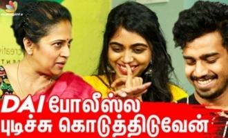 Police la Pudichi Kuduthuruven - Lakshmi Ramakrishnan Interview