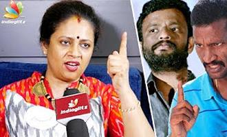 Lady artists have no respect at all in Tamil Cinema : Lakshmi Ramakrishnan