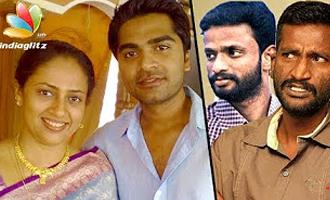Lakshmi Ramakrishnan requested Simbu to support in the war against disrespect for women