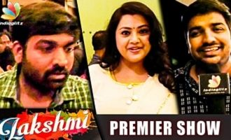 Kutties Dance Sema ! | Lakshmi Movie Premiere Show