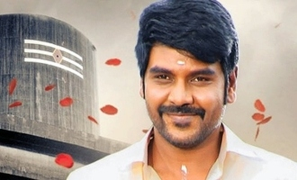 Raghava Lawrence mega movie title changed after political pressure
