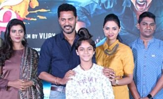 'Lakshmi' Movie Press Meet