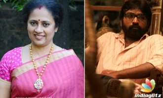 Will Vijay Sethupathi accept Lakshmi Ramakrishnan's request?