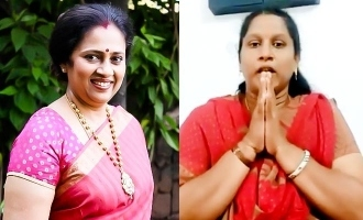 Elizapeth apology to Lakhsmi Ramakrishnan